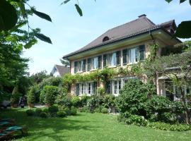 Villa Magnolia, Richterswil