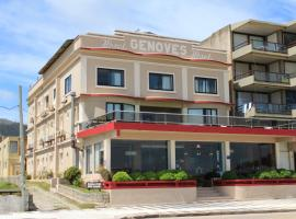 Hotel Genoves, Piriápolis