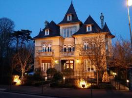 Le Castel Guesthouse, Baje