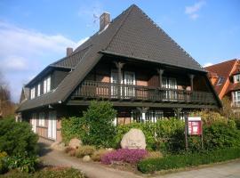 Landhaus Pension Zum Heidewanderer, Bad Bevensen