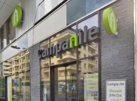 Campanile Annemasse Centre - Gare, Annemasse