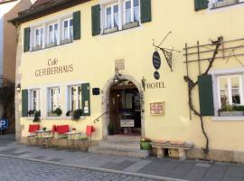 , Rothenburg ob der Tauber