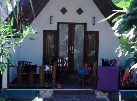 Rawa Cottages, Gili Meno