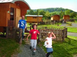Erlebnispark Tripsdrill Natur-Resort, Cleebronn