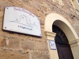 Il Miglio in Più, Castel di Tusa