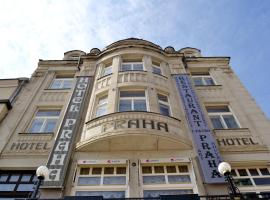 Hotel Praha Liberec, Liberec