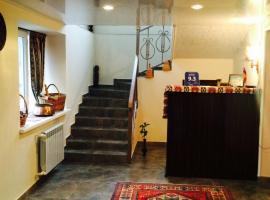 Zanger Hotel, Goris