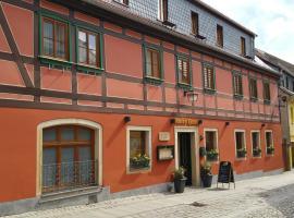 Gasthaus& Hotel Zum Roten Haus, Bad Schandau
