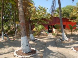 La Casona - Rustic House, Llano de Los Patos