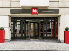 ibis Hotel Brussels Centre Ste Catherine, Bruxelles