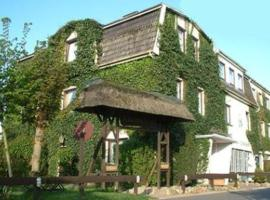 Hotel Garni Deichgraf, Büsum