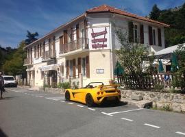 Hôtel Auberge Les Merisiers, Thorenc