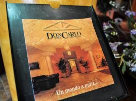 Hotel Don Carlo, Broni