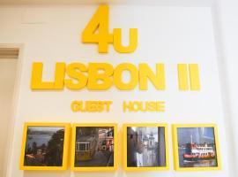 4u Lisbon II Guest House