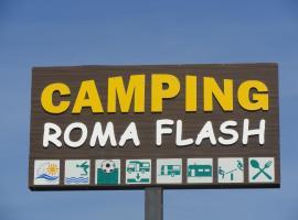 Camping Roma Flash, Bracciano