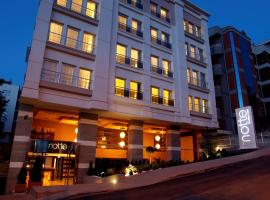 Notte Hotel, Άγκυρα