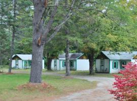 Pine Valley Cabins, Thornton