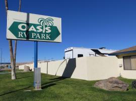 Oasis RV Park, Mesquite