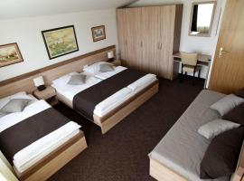 Rooms Barba Niko near Zagreb Airport, Nagygorica
