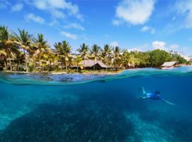 Aore Island Resort, Luganville