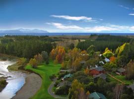 Tongariro Lodge, Turangi