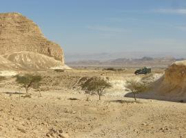 Desert Routes Inn Shvilim ba Midbar, H̱aẕeva