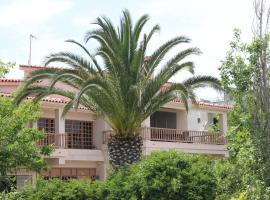 Villa Cullinan, Kokkónion