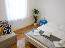 Apartment Basioli, Sali