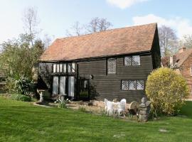The Old Barn At Bolebroke, Hartfield
