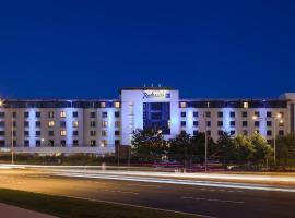 Radisson BLU Hotel Dublin Airport, Клогран