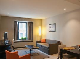 Aparthotel Castelnou, Gent