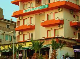 Ladies Beach Hotel, Kušadasi