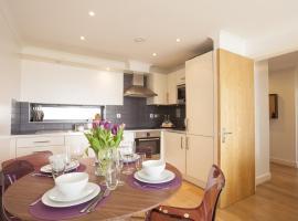 Belvedere Stratford City- Edge Apartments, London