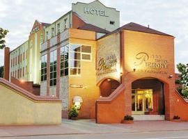 Hotel Piemont, Пабьянице