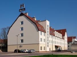 Hotel Milenium, Legnica