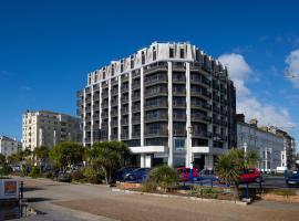 The View Hotel, Īstborna