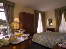 Villa Imperiale Hotel, Spotornas