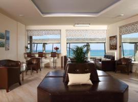 Kronos Hotel, Heraklion stad