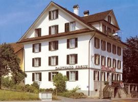 Gasthaus zum Kreuz, Lucerne