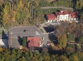 Hotel Loucky, Litvínov
