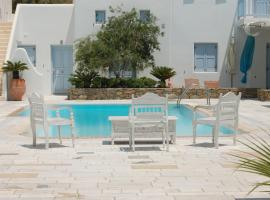 GT Luxury Suites, Ornos