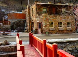 Boulder Adventure Lodge, Boulder