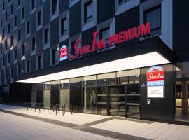 Star Inn Hotel Premium Wien Hauptbahnhof, by Quality, Vienna