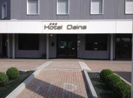 Hotel Daina, Dalmine
