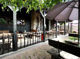 Hotel restaurant Buxus, Gasselte