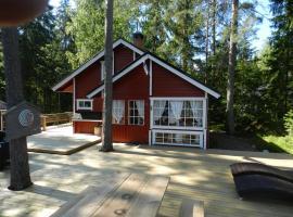 Carlanja Cottage, Halmeniemi