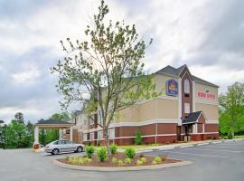 Best Western Plus Elizabeth City Inn & Suites, Elizabeth City