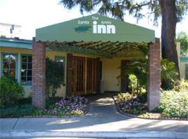The Santa Anita Inn, Arcadia