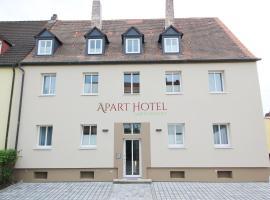 Aparthotel Gartenstadt, Bamberg