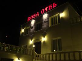 Rosa Hotel, Halfeti